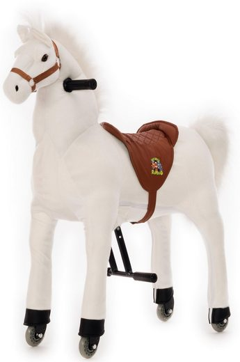 ANiMAL RIDinG Reitpferd »Pferd Snowy, M/L«, mit Rollen