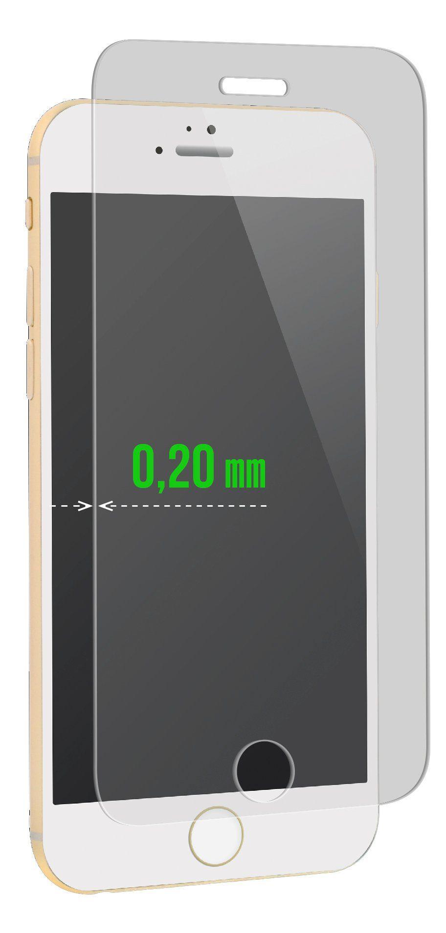 Scutes Deluxe GSM - Zubehör »Schutzglas - iPhone 6/S«