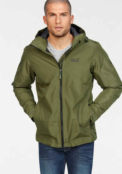 6d9126ad2559b8 Jack Wolfskin Funktionsjacke »CHILLY MORNING«