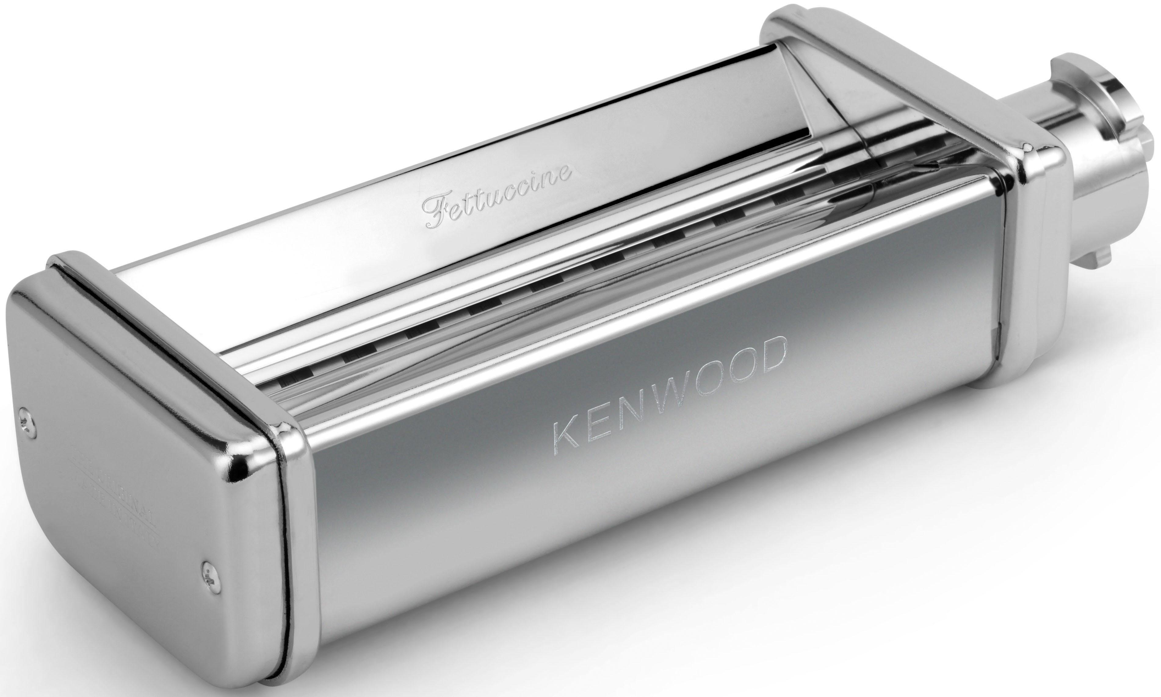 Kenwood Nudel-Walze Fettuccine Schneideinsatz KAX981ME, Zubehör für Kenwood Küchenmaschinen