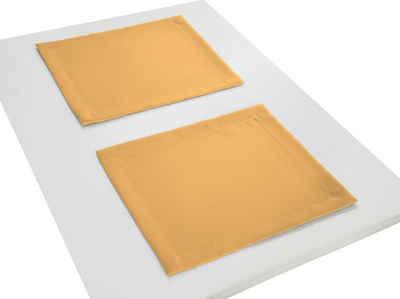 Platzset, »Uni Collection«, Adam, (Packung, 2-St)