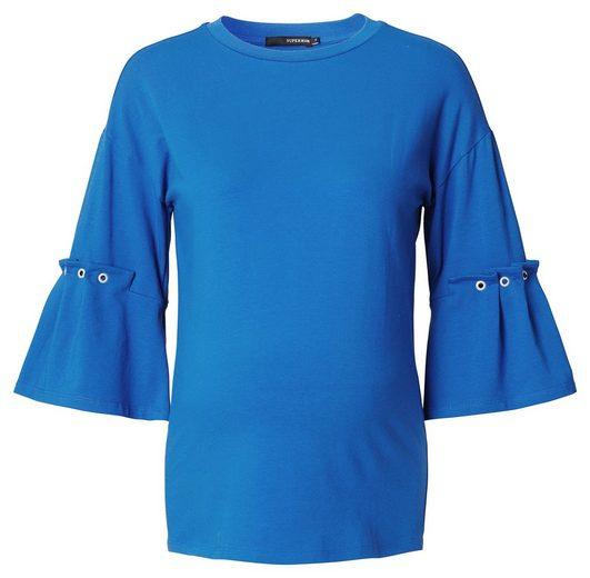 Supermom Langarmshirt »Fancy sleeve«