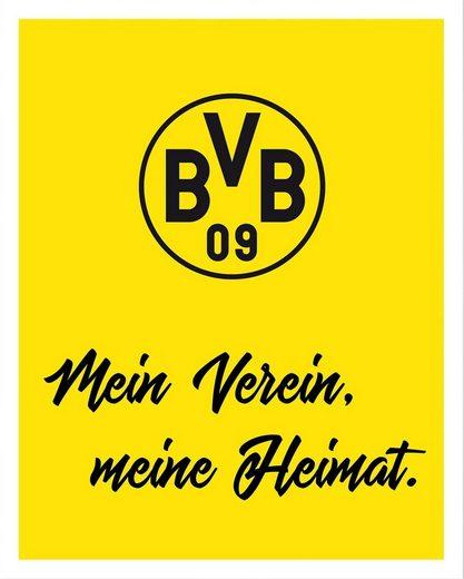 Poster »BVB Mein Verein, meine Heimat«