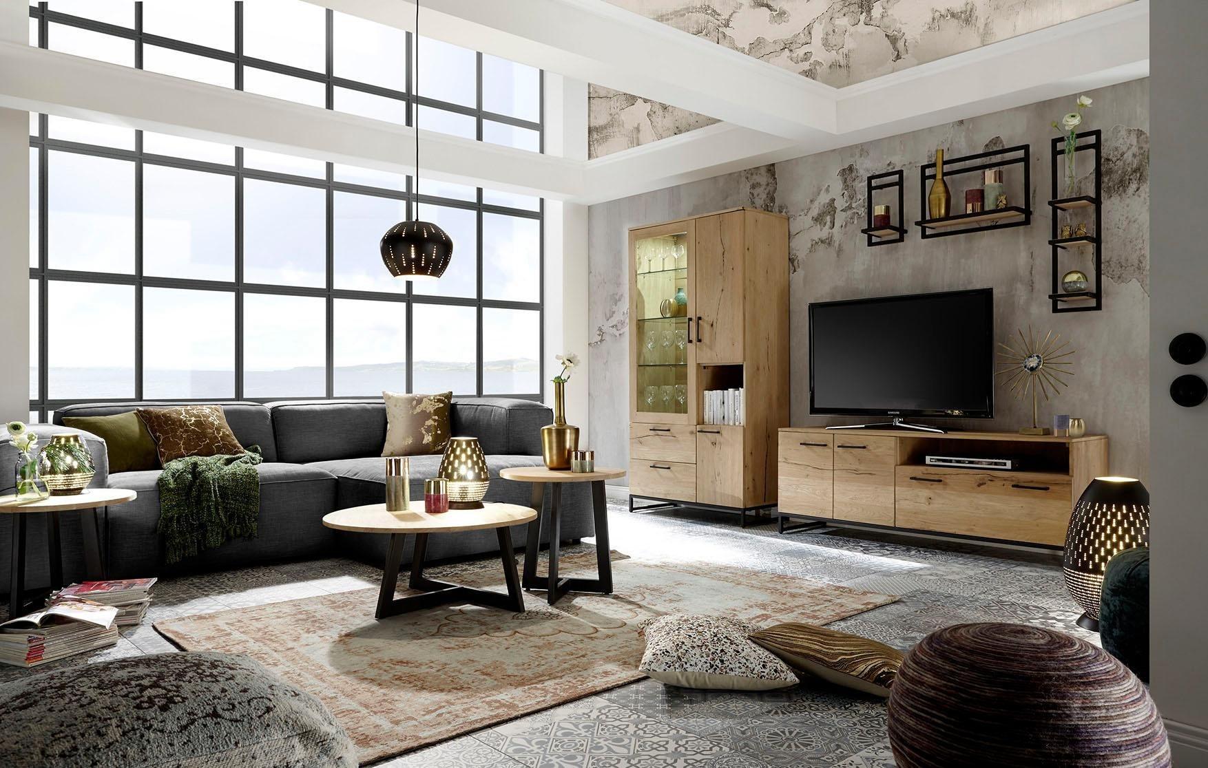 Regal »Niagara«, Klassisches Wohndesign Und Modernes Ambiente Vereint In  Einer Komposition