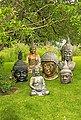 Home affaire Buddhafigur »Yamah«, Gr. L, Bild 2