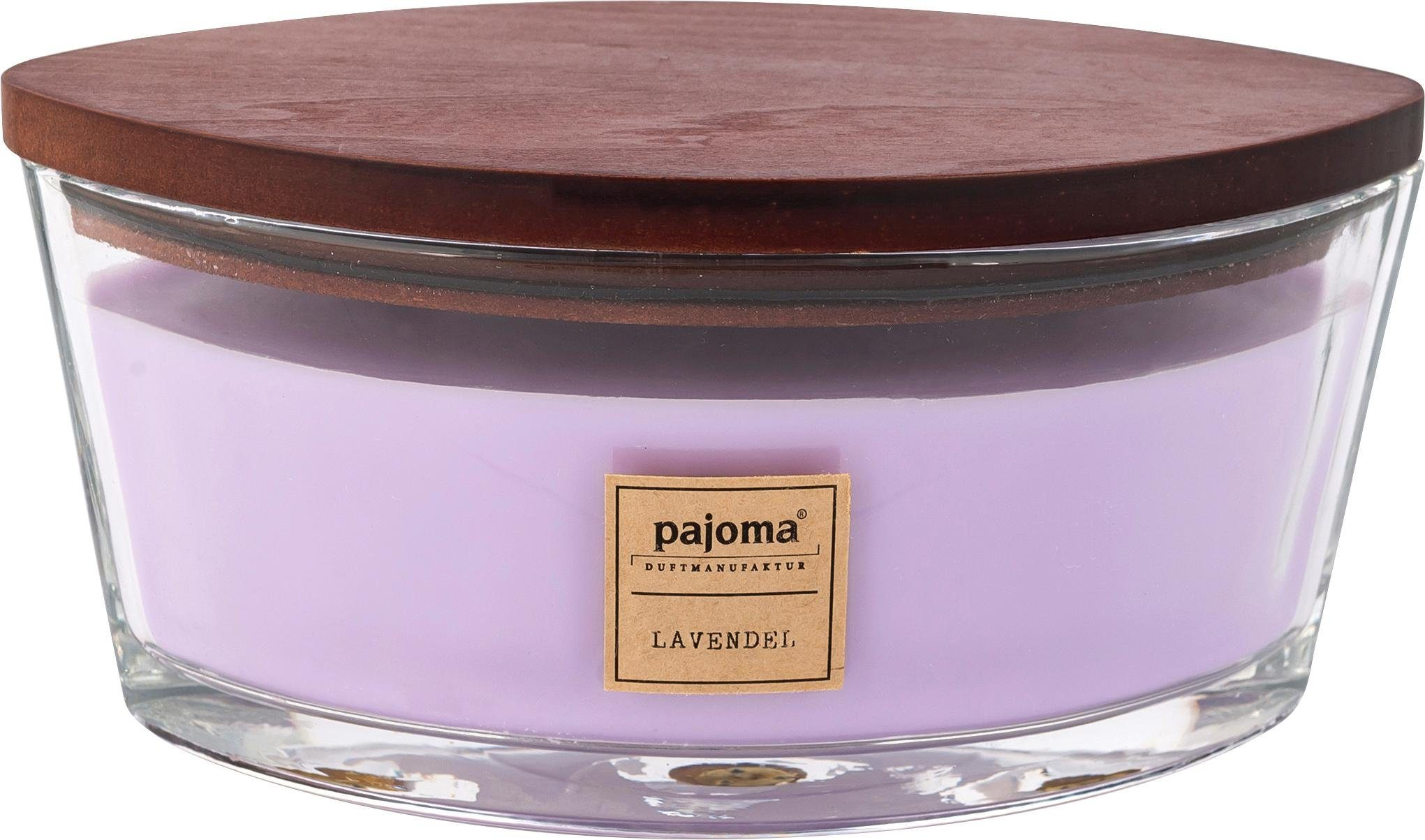 Home affaire Premium Kerze »Lavendel«