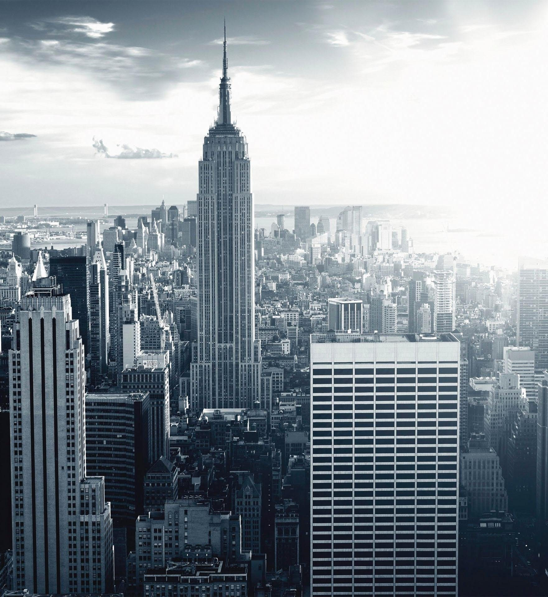 Fototapete »The Empire State Building« 240/260 cm