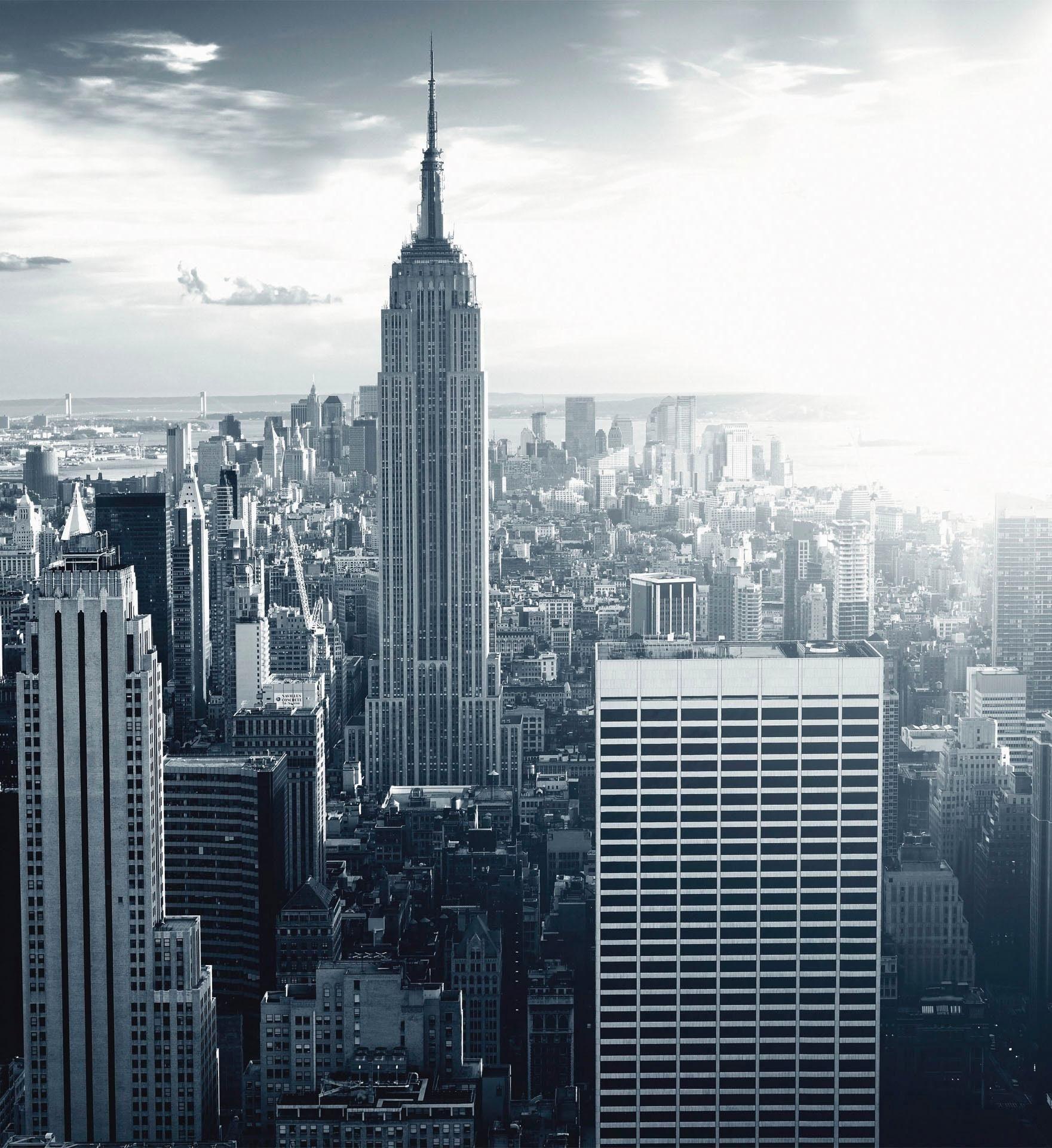 Fototapete »The Empire State Building« 240/260 cm