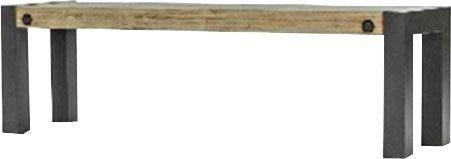 Quadrato Bank »Forrest« mit individuellem Induastrial-Touch, Breite 155 cm