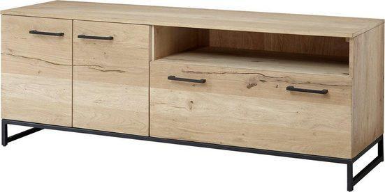 Quadrato Lowboard »Niagara«, klassisches Wohndesign und modernes Ambiente vereint in einer Komposition