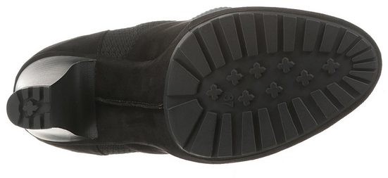 Bugatti stiefelette High look Sock heel Lässigen Im Boot rnAqBxrw