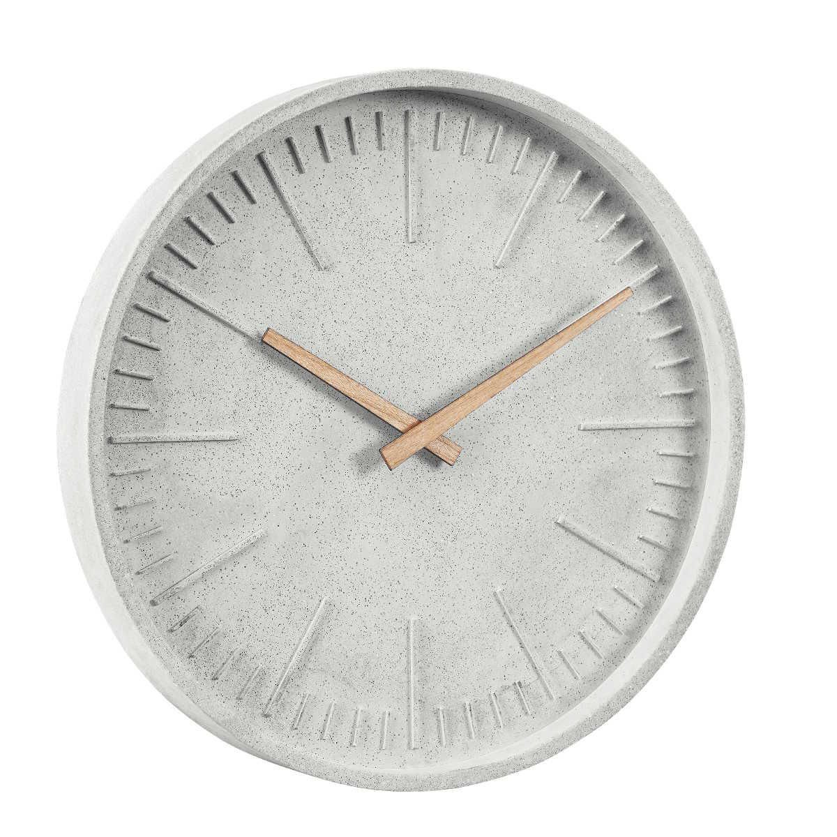 BUTLERS WALL COUTURE »Wanduhr Beton«