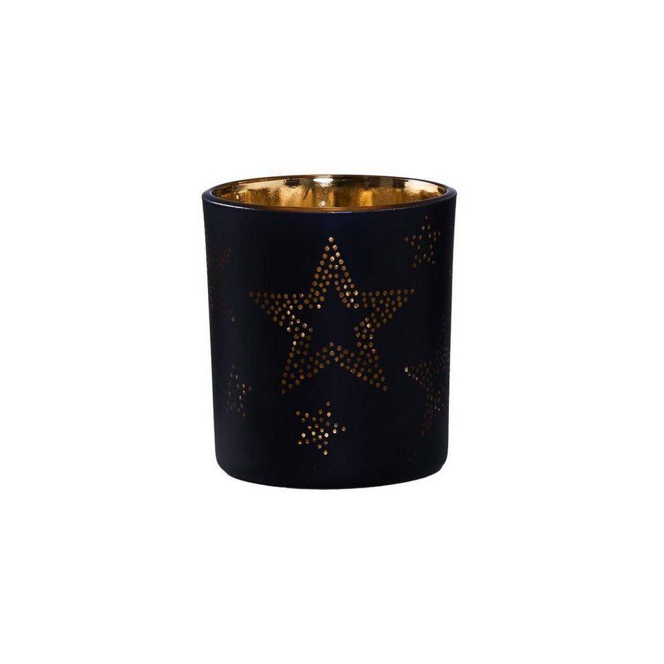 BUTLERS DELIGHT »Teelichthalter Sterne Höhe 8 cm« | OTTO