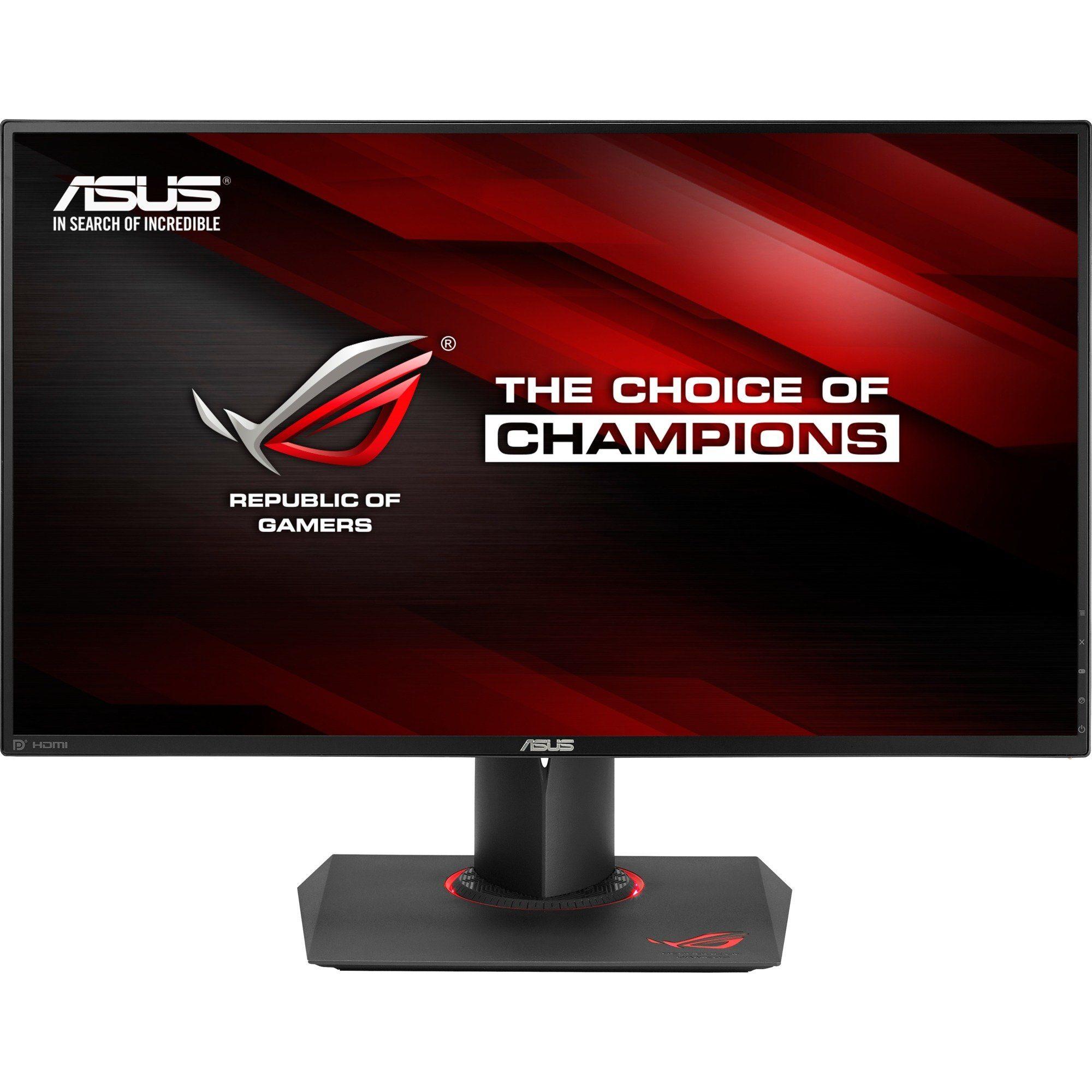 ASUS LED-Monitor »PG279Q ROG, HDMI, DisplayPort, USB, NVIDIA G-Sync«
