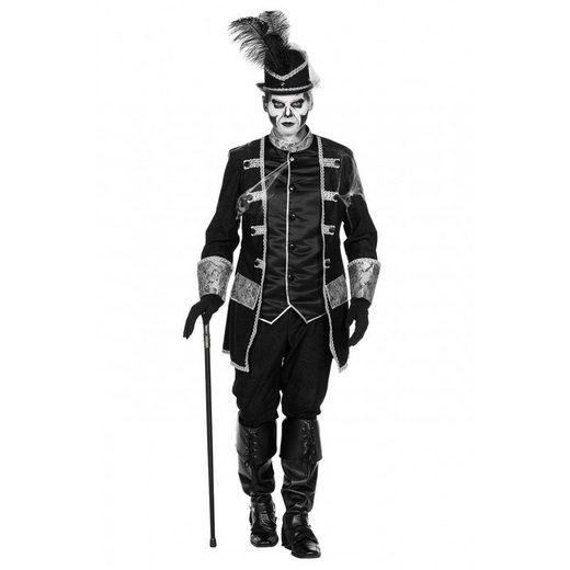 Black Husband Steampunkkostüm für Herren
