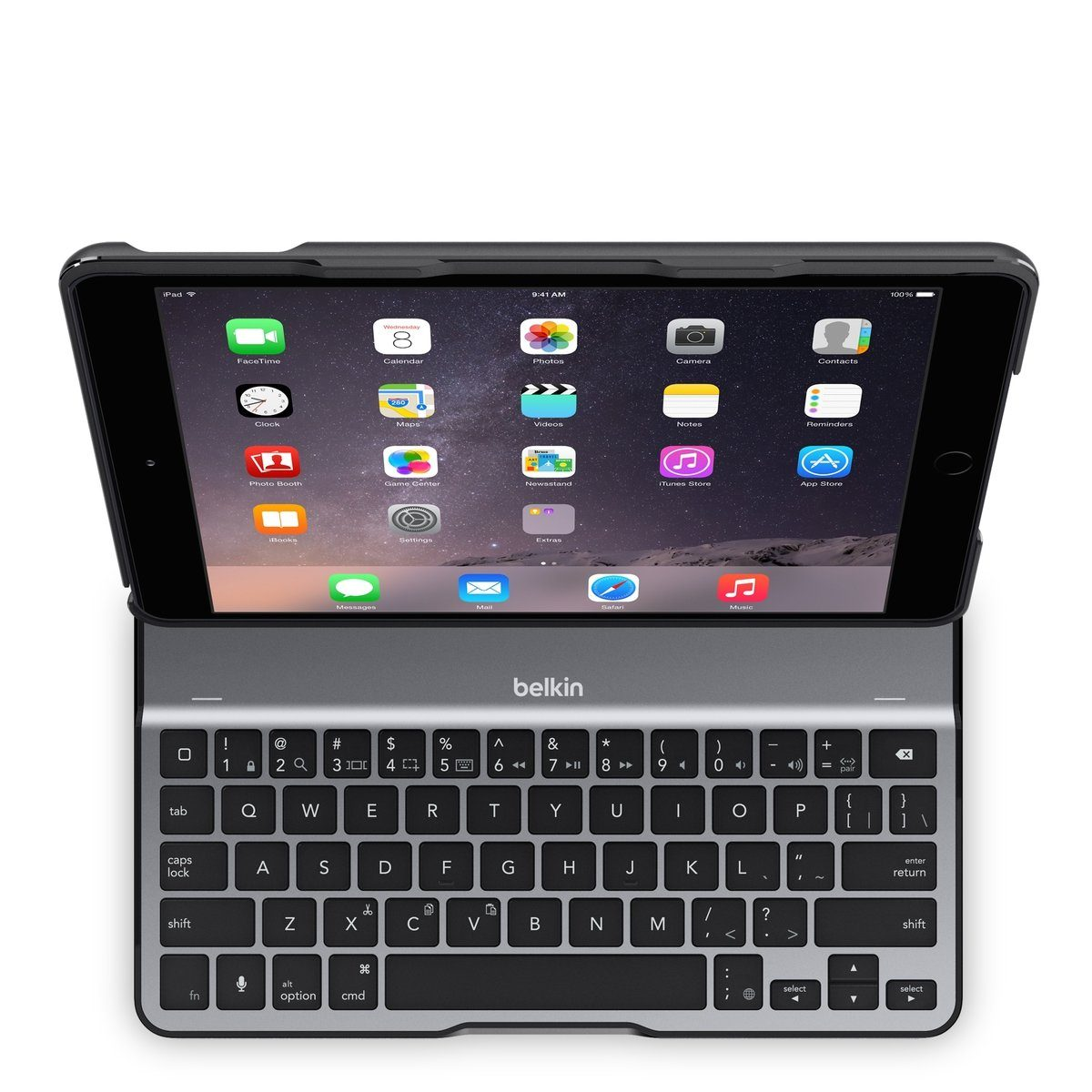 Belkin Tablettasche »Keyboard Case QODE ULTIMATE PRO für iPad Air 2«