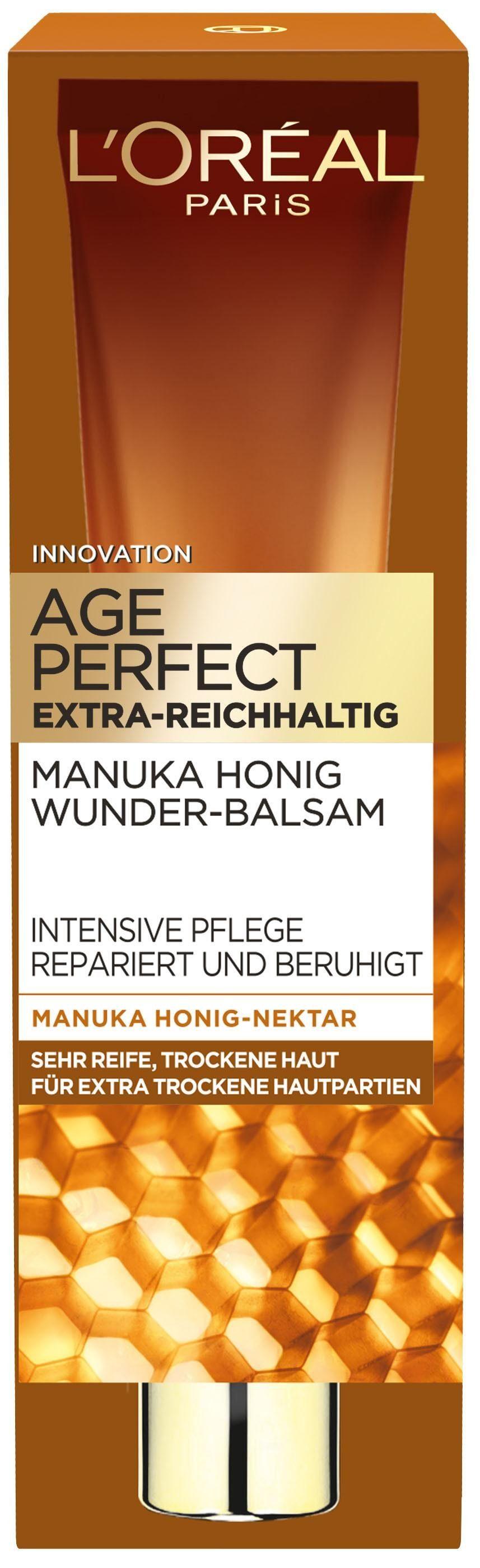 L'Oréal Paris, »Age Perfect Extra-Reichhaltig Manuka Wunder-Balsam«, Gesichtspflege