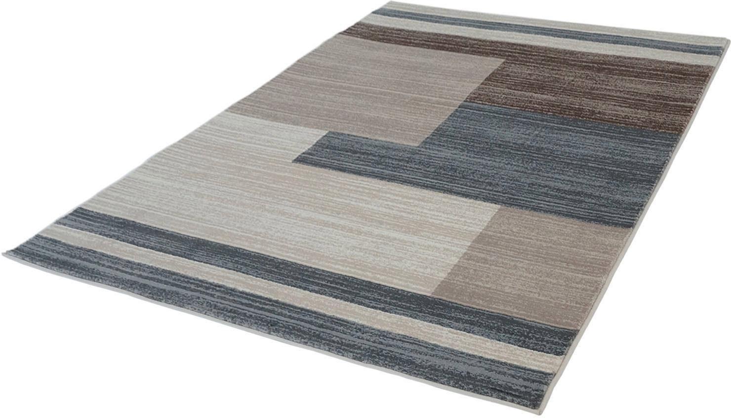 Teppich »Inspiration 8025«, Carpet City, rechteckig, Höhe 11