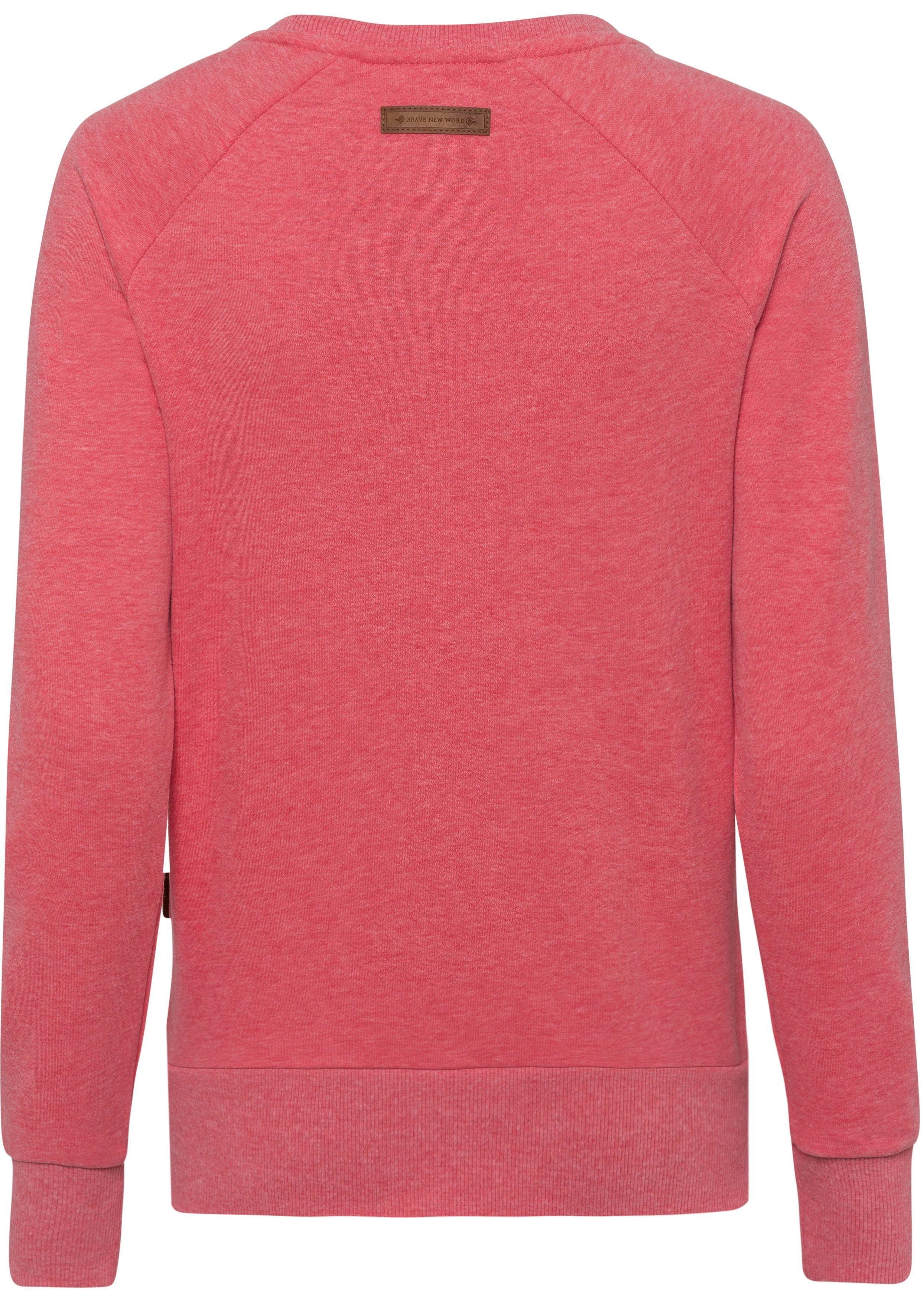 Online Naketano Sweatshirt Kaufen optik In Melange eY9IWEDH2