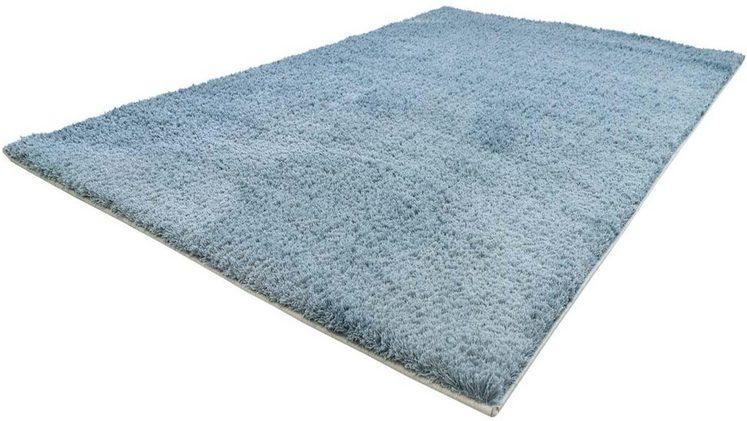 Hochflor-Teppich »Softshine 2236«, Carpet City, rechteckig, Höhe 30 mm, besonders weich durch Microfaser