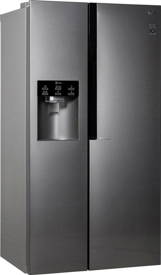 LG Side-by-Side GSL 360 ICEZ, 179 cm hoch, 91,2 cm breit online kaufen |  OTTO