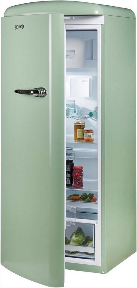 Kühlschrank 160 Cm Hoch : gorenje k hlschrank orb153ol l 154 cm hoch 60 cm breit ~ Watch28wear.com Haus und Dekorationen