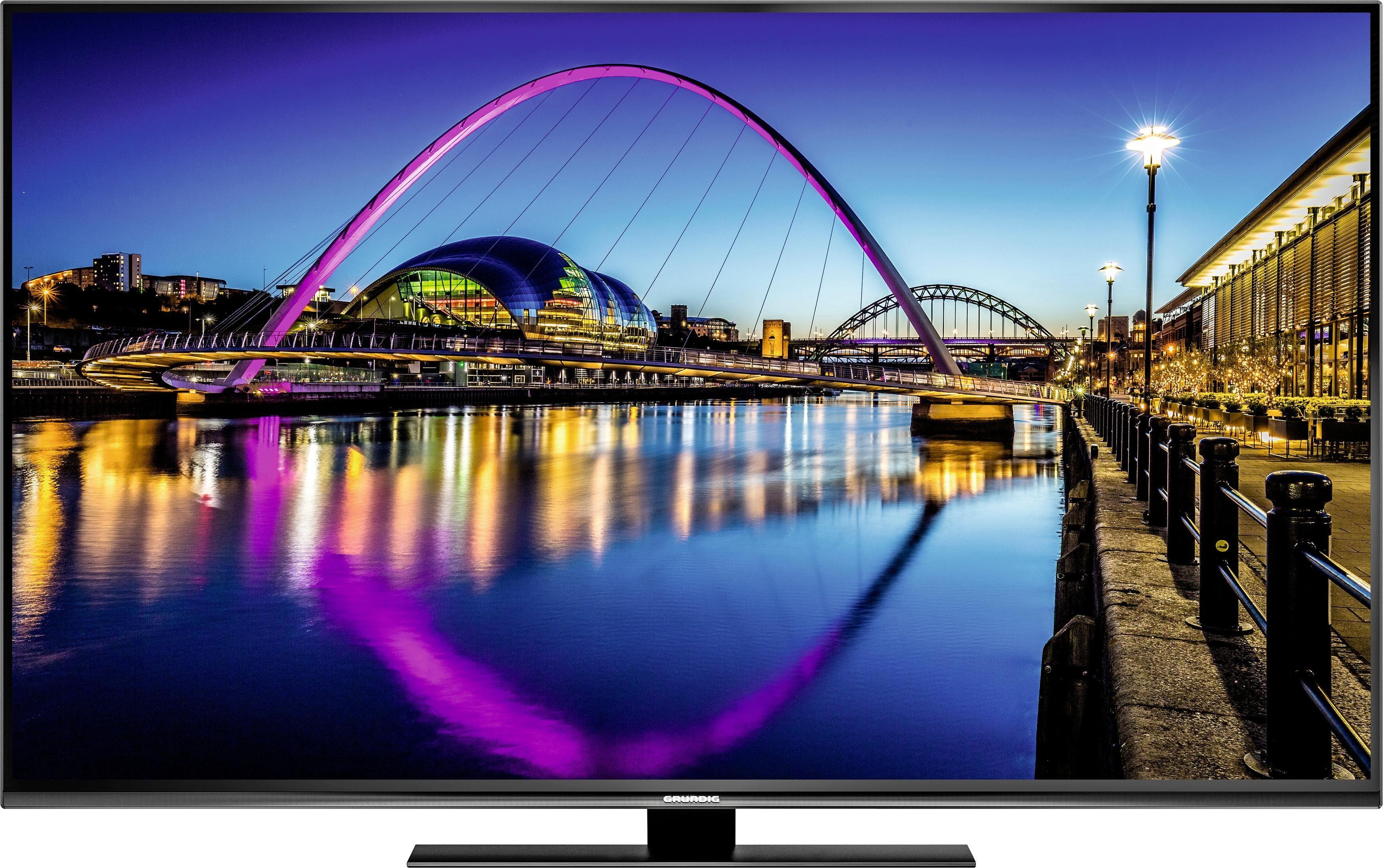 Grundig 49 GUB 9890 LED-Fernseher (123 cm/49 Zoll, 4K Ultra HD, Smart-TV)