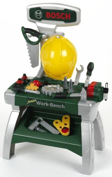 Klein Werkbank für Kinder, »BOSCH Werkbank Junior« | OTTO