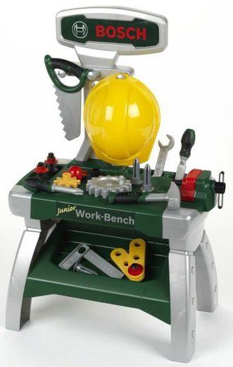 Klein Werkbank für Kinder, »BOSCH Werkbank Junior«   OTTO