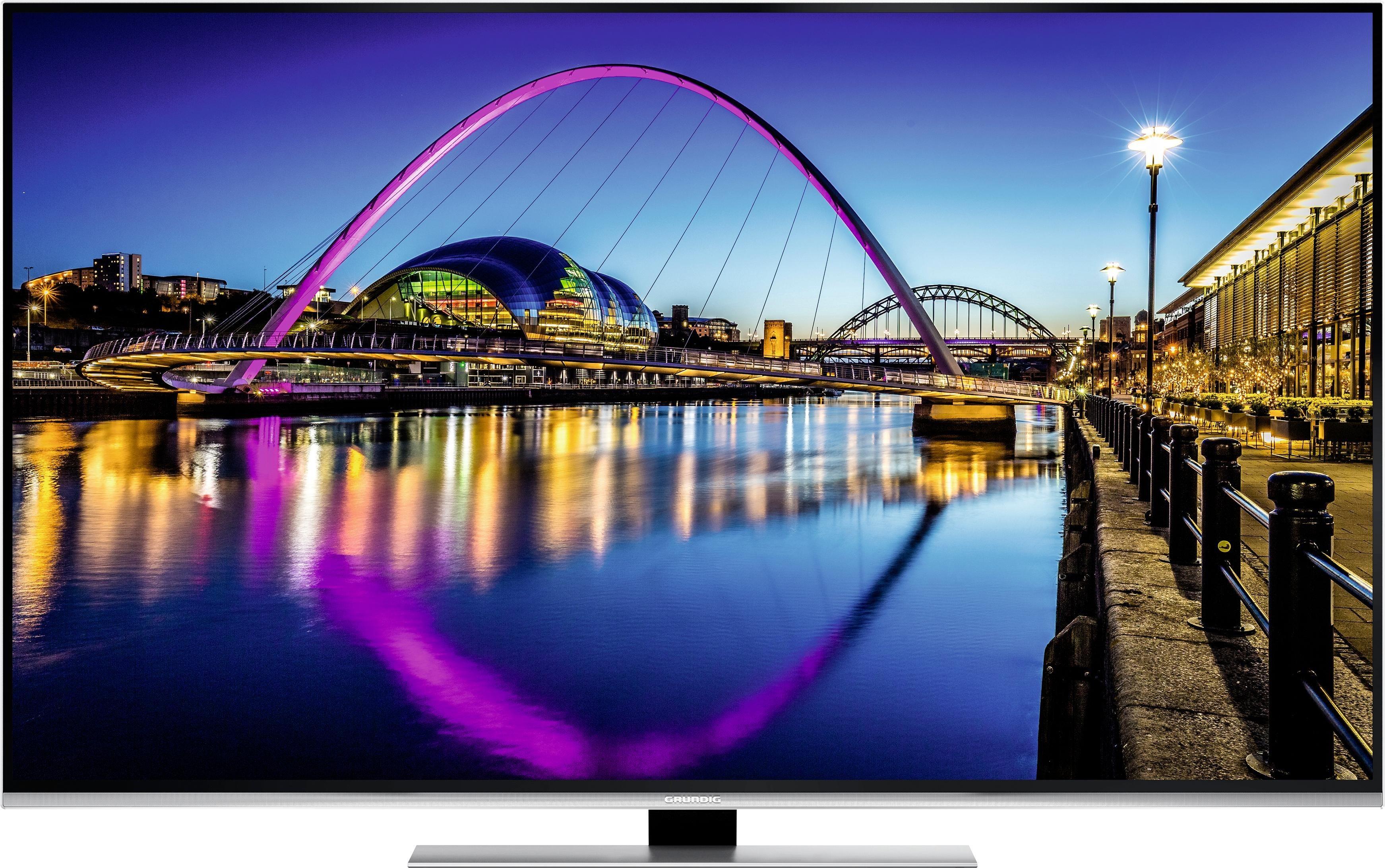 65 GUS 9890 LED-Fernseher (65 Zoll, 4K Ultra HD, Smart-TV)