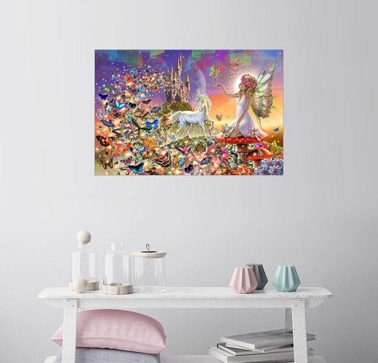 Posterlounge Wandbild - Adrian Chesterman »Im Land der Feen«