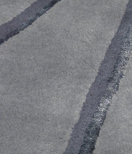 Teppich »Satin 8063«  Arte Espina  rechteckig  Höhe 4 mm