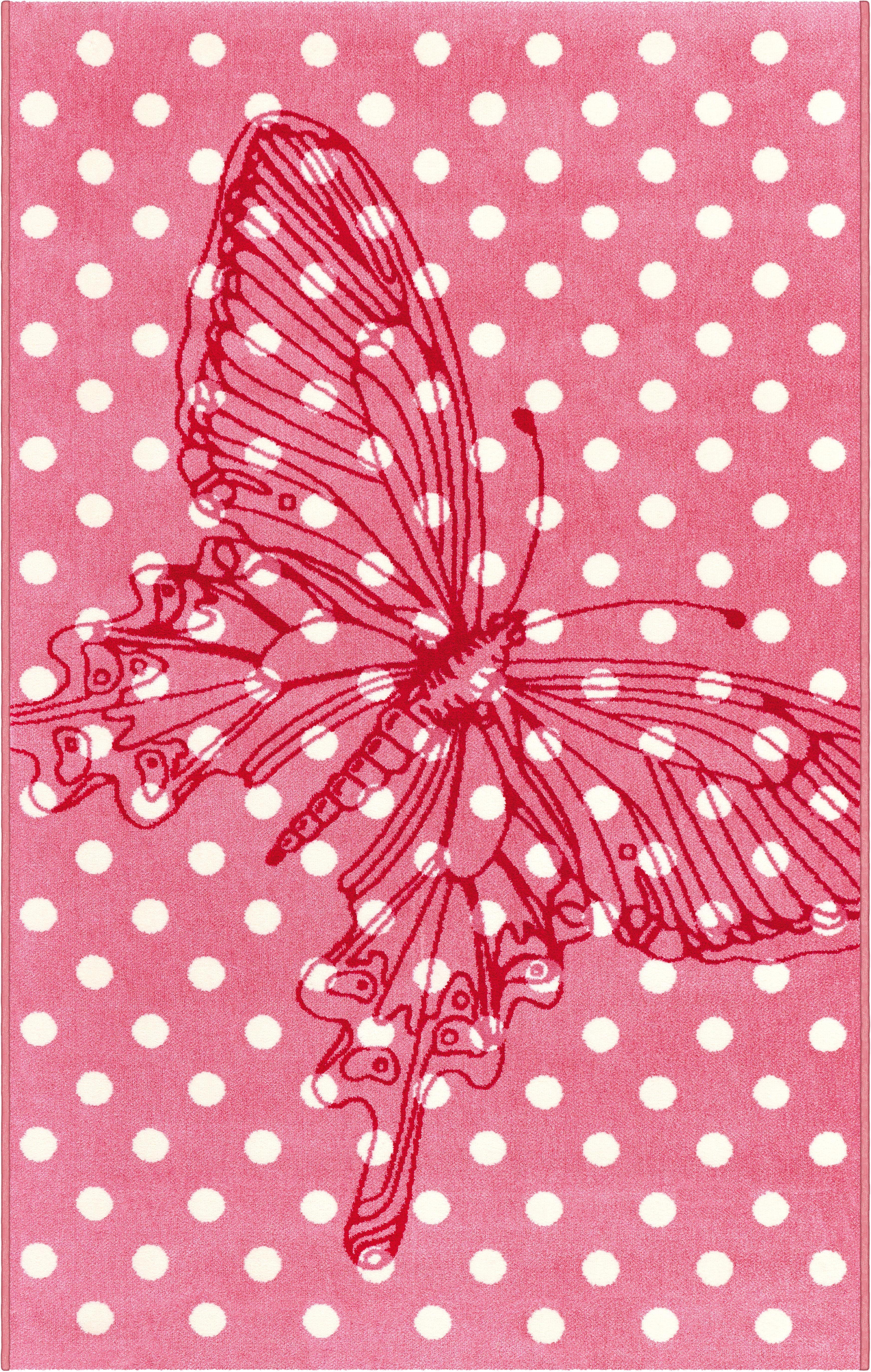 Kinderteppich »Sun 4182«, Arte Espina, rechteckig, Höhe 15 mm, Besonders weich durch Microfaser