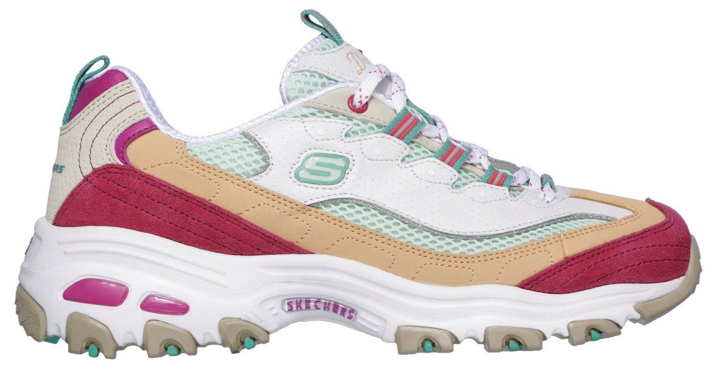 skechers -  »D´Lites - Second Chance« Sneaker im coolen Ugly-Look