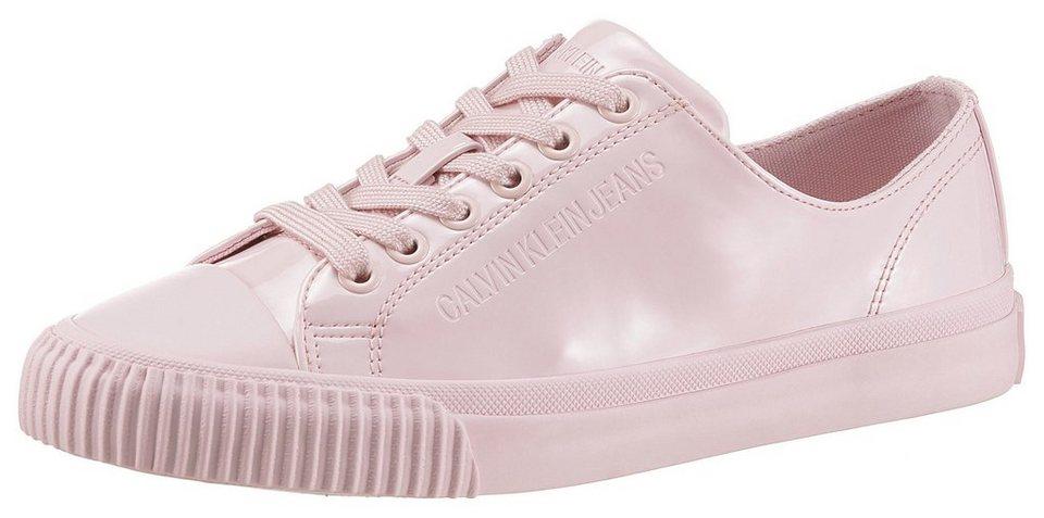 19db38eb2de392 Calvin Klein Sneaker mit modischem Glanz kaufen