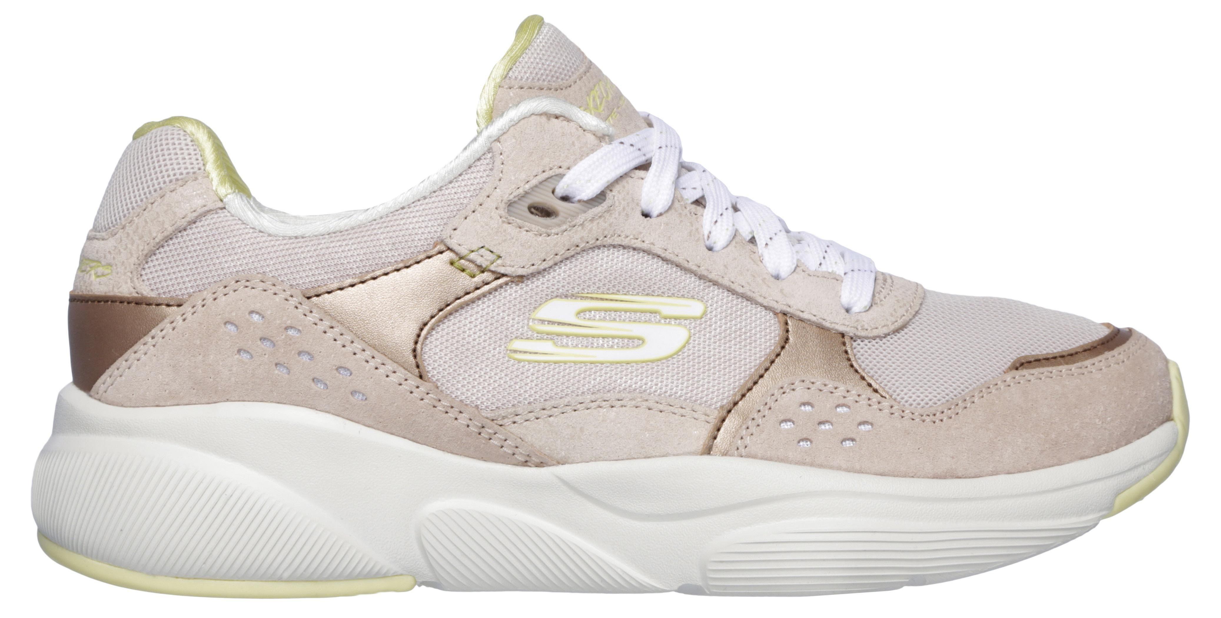 Skechers »Meridian No Worries« Sneaker in toller Farbkombi