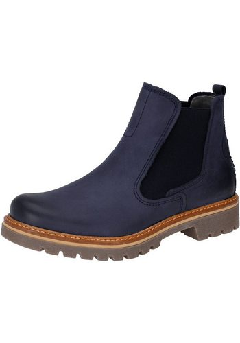 Damen camel active Boot Diamond blau | 04050589380402