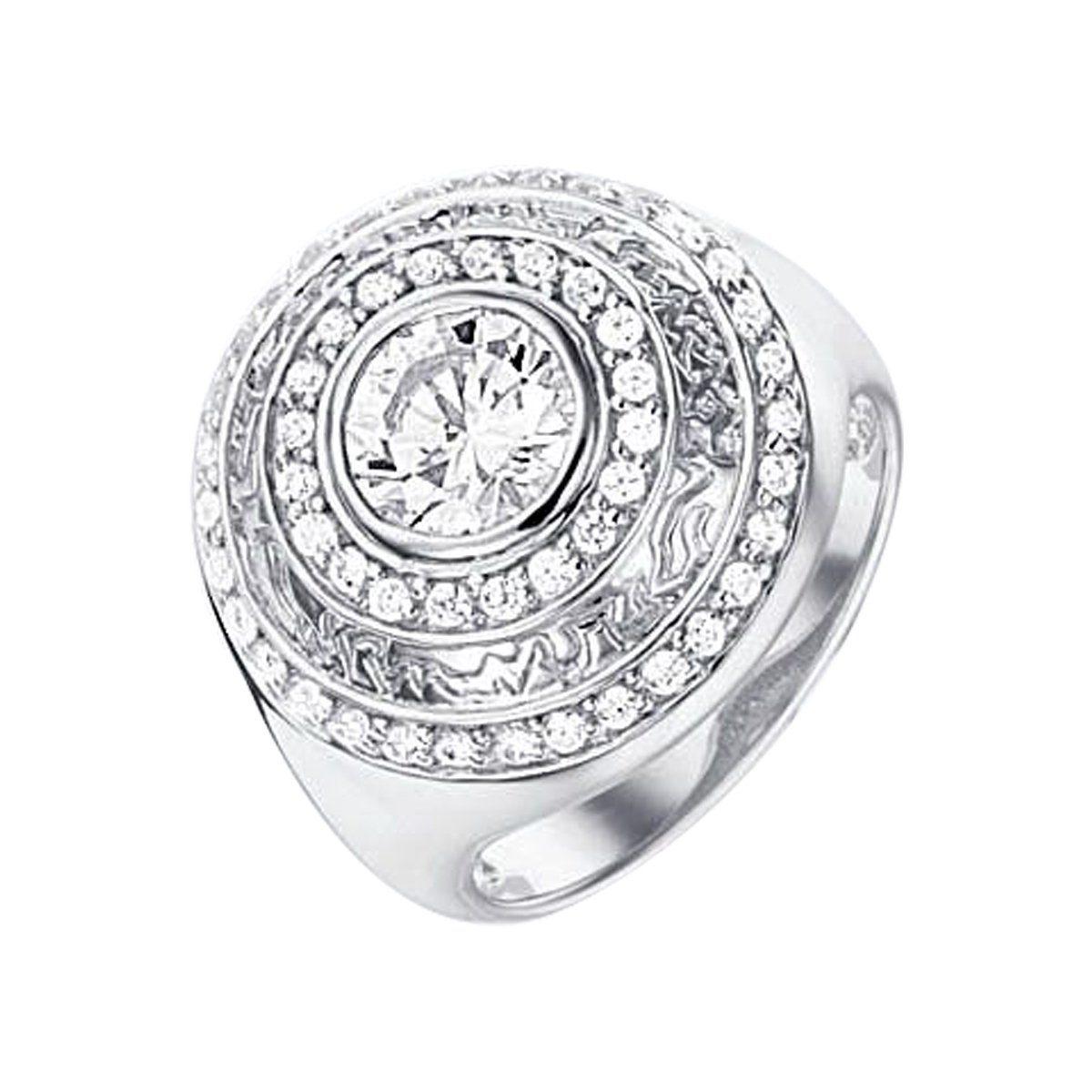 CELESTA Ring »925/- Sterling Silber«