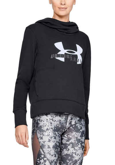 Under Armour® Kapuzensweatshirt »Cotton Fleece Sportstyle Logo Hoodie« f4186689ce