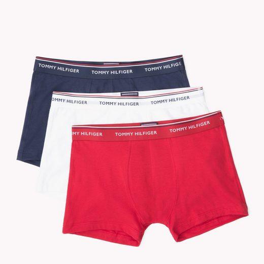 Tommy Hilfiger Boxershorts »BT Trunk 3 pack premium ess«