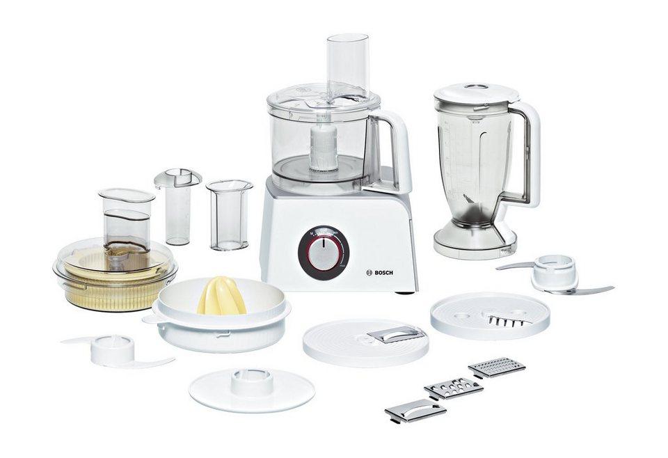 Bosch Kompakt-Küchenmaschine »MCM4200«, 800 Watt in weiß