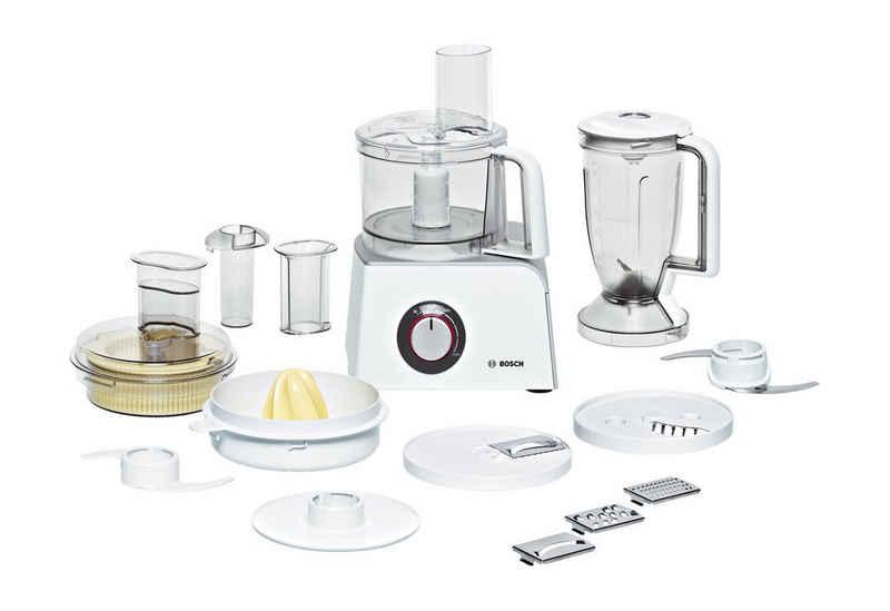 BOSCH Kompakt-Küchenmaschine Styline MCM4200, 800 W