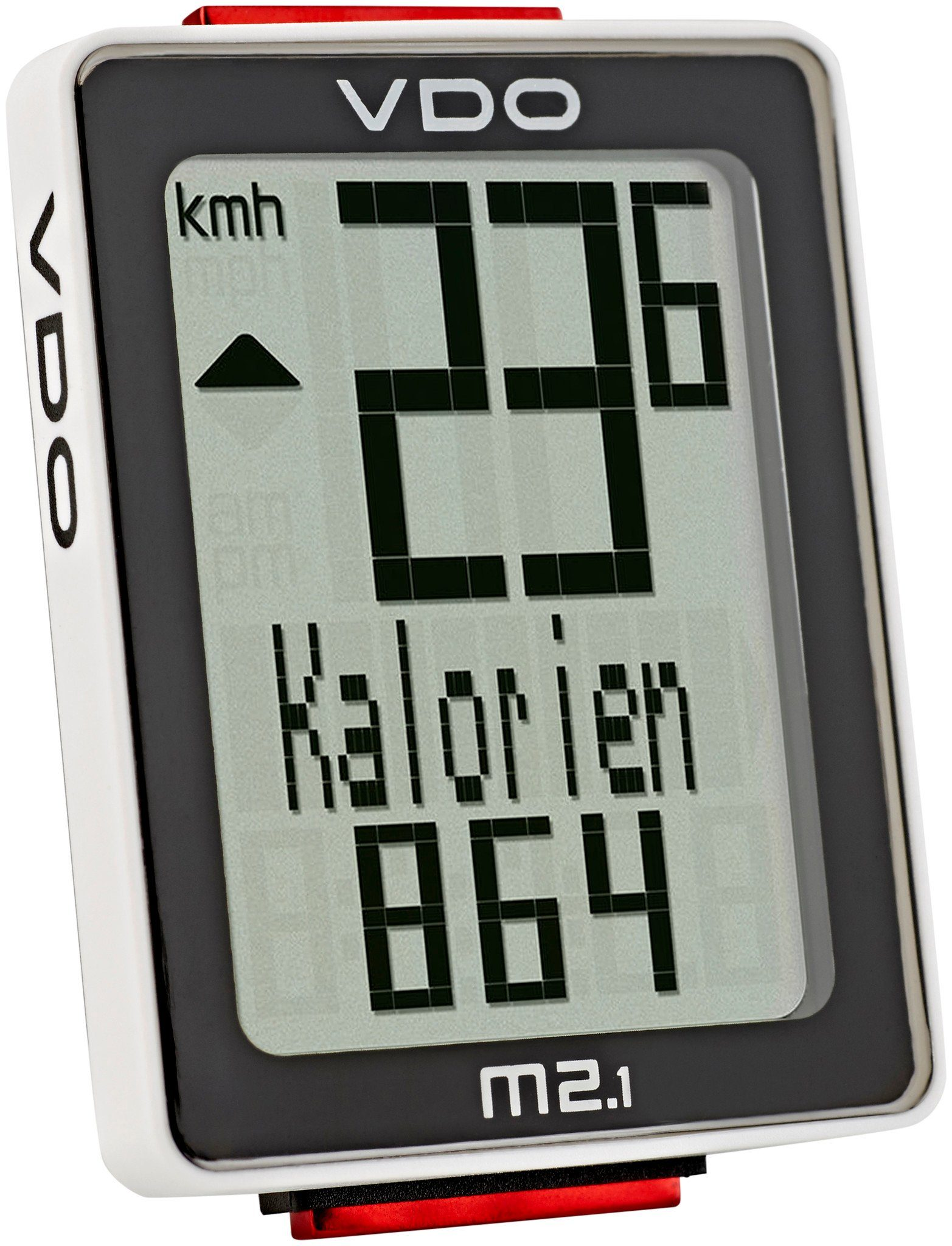 VDO Fahrradcomputer »M2.1 WR Fahrradcomputer«