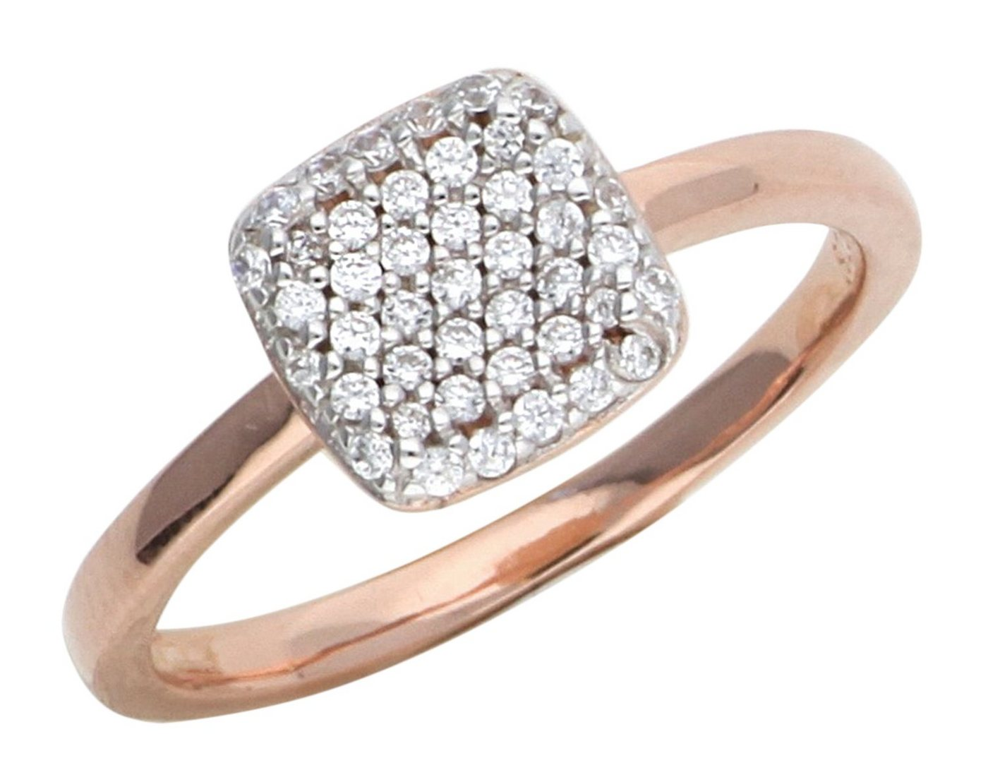 Esprit Fingerring »Glam Square ESRG92811C«