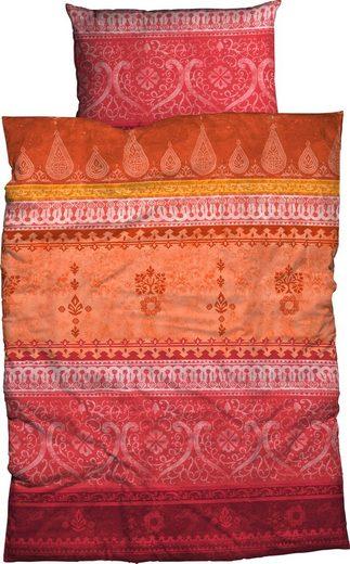Bettwäsche »Indi«, CASATEX, moderne Ornamente