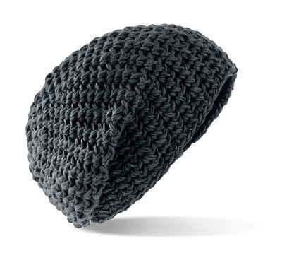 Tarjane Strickmütze »Slouch Häkelbeanie« Oversize Wintermütze für Damen