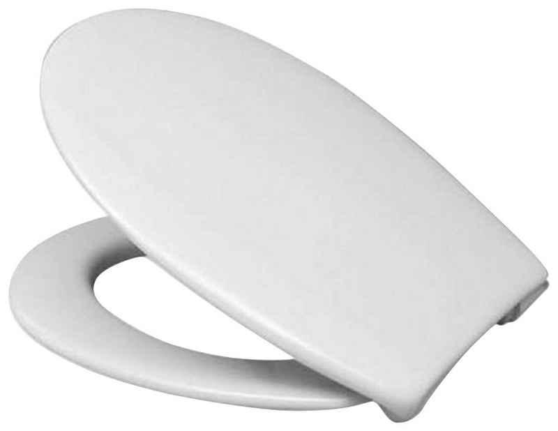 HARO WC-Sitz »Lavas« (1-St), passend für schmale, universelle WC's, mit Absenkautomatik