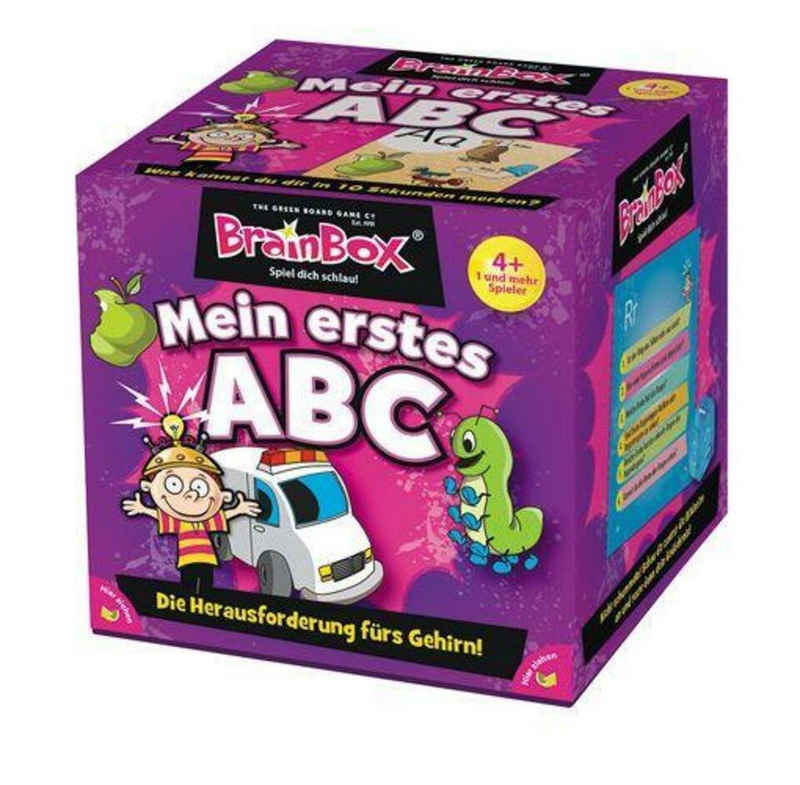 Carletto Spiel, »Brain Box - Mein erstes ABC«