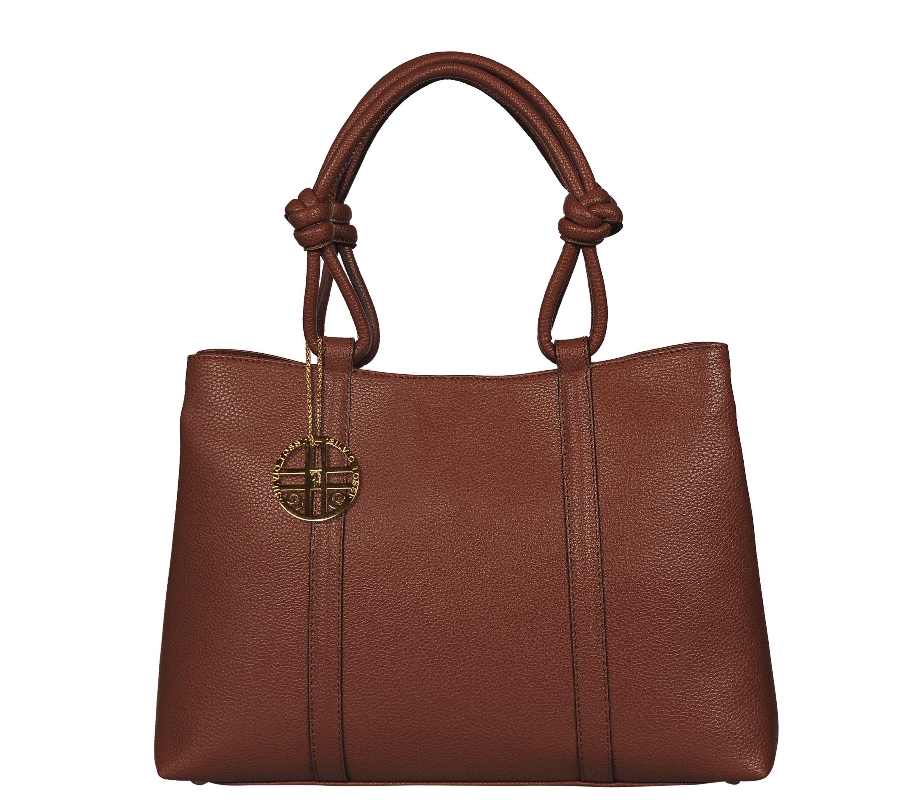 Silvio Tossi Handtasche in elegantem Design