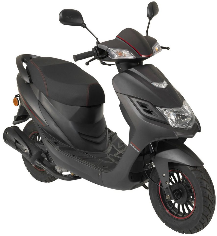alphamotors mofaroller speedster 50 ccm 25 km h online. Black Bedroom Furniture Sets. Home Design Ideas